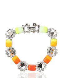 Tom Binns - Metallic Noble Savage Color Bracelet - Lyst