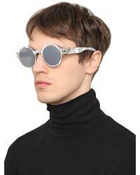 """Mykita - White Gafas De Sol """"maison Margiela"""" Pintados A Mano for Men - Lyst"""