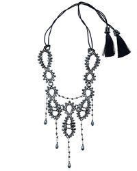 Night Market - Multicolor Pendant Deco Necklace - Lyst