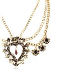 Mercantia | Metallic Tindari Necklace | Lyst