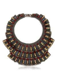 Ranjana Khan | Black Mirror Necklace | Lyst
