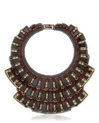 Ranjana Khan - Black Mirror Necklace - Lyst