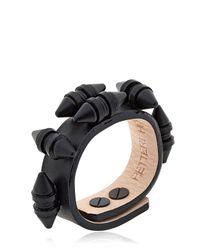 Petteri Hemmilä | Black Vellamo Bracelet | Lyst