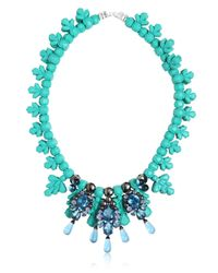 EK Thongprasert - Blue Croise Necklace - Lyst