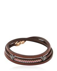 Tomasz Donocik | Black Rhodium Stars Bracelet | Lyst