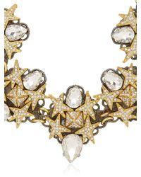 Assad Mounser - Metallic Regulus Choker Necklace - Lyst