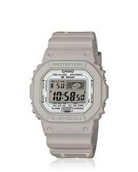 G-Shock | White Kevin Lyons Bluetooth Digital Watch | Lyst