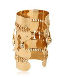 La Perla - Metallic Tanzania Cuff Bracelet - Lyst