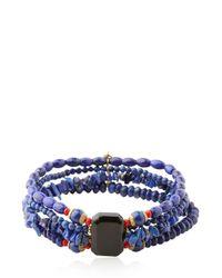 Isabel Marant | Blue Valentina Bracelet | Lyst