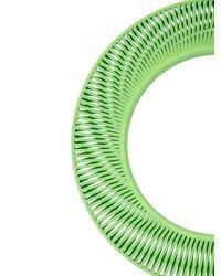 Vojd Studios - Green Phase Bangle Bracelet - Lyst