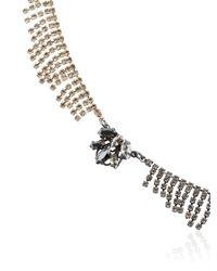 Anton Heunis - Metallic The Roaring Twenties Necklace - Lyst