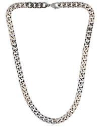 Vita Fede | Metallic Franco Necklace | Lyst