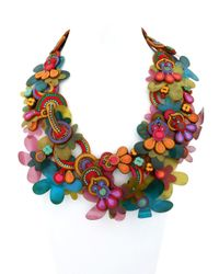 Dori Csengeri | Multicolor Delirio Necklace | Lyst