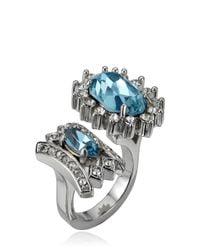 Mawi | Duchess Blue Ring | Lyst