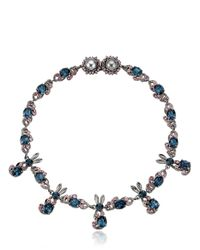 Mawi | Blue Bunny Love Necklace | Lyst