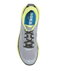 Hoka One One - Yellow Clifton 2 Lightweight Running Sneakers - Lyst