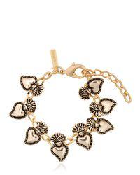 Mercantia - Metallic Tindari Bracelet - Lyst