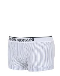 Emporio Armani - Red Pack Of 2 Stretch Jersey Boxer Briefs for Men - Lyst