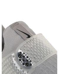Nike - White Sock Dart Mesh Slip-on Sneakers for Men - Lyst