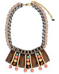 Nocturne | Multicolor Emma Necklace | Lyst