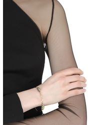 Bibi Van Der Velden - Metallic Scarab Duo Bangle Bracelet - Lyst