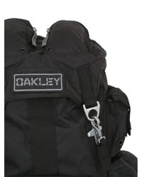 Oakley - Black Mechanism Backpack for Men - Lyst