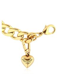 Juicy Couture   Metallic Little Luxuries Chain Bracelet   Lyst