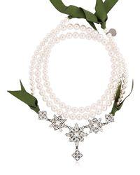 Ellen Conde | Multicolor Brilliant Jewelry Crystal Necklace | Lyst