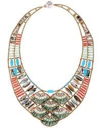 Ziio | Multicolor Naga Necklace | Lyst