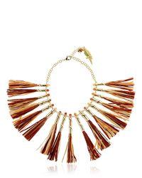 Rosantica | Metallic Aloha Tassel Necklace | Lyst