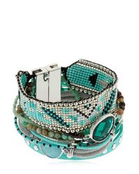Hipanema | Blue Atlantis Bracelet | Lyst