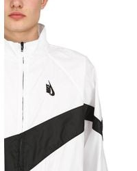 Nike - White Lab Heritage Track Jacket for Men - Lyst
