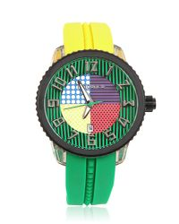 Tendence - Green Crazy Medium Watch for Men - Lyst