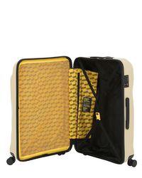Crash Baggage - Pink 100l 4-wheel Spinner Trolley - Lyst