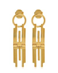 Maria Francesca Pepe | Metallic The Origins Earrings | Lyst