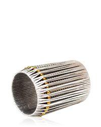 Vanina - Metallic Riyaq Bracelet - Lyst