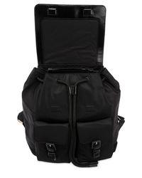 Tory Burch - Black Quinn Nylon Backpack - Lyst