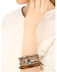 Iosselliani - Multicolor Set Of 7 Bangle Bracelets - Lyst