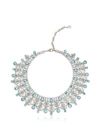 Tom Binns - Blue Soft Focus Necklace - Lyst
