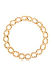 Pamela Love - Metallic Saturn Collar Necklace - Lyst