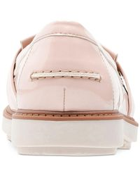 Clarks Pink Women's Raisie Theresa Loafers