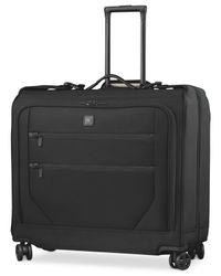 Victorinox - Black Lexicon 2.0 Dual Caster Garment Bag for Men - Lyst