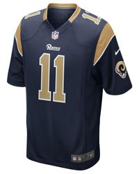 Nike - Blue Men's Tavon Austin Los Angeles Rams Game Jersey for Men - Lyst