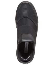 Steve Madden - Black Remote Sneakers for Men - Lyst