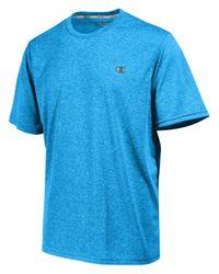 Champion | Blue Men's Vapor Performance T-shirt for Men | Lyst