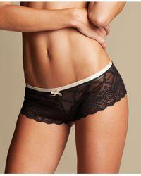 Heidi Klum Intimates | Black Madeline Culotte H13-835 | Lyst