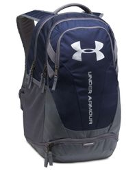 Under Armour - Blue Men's Ua Hustle 3.0 Backpack for Men - Lyst