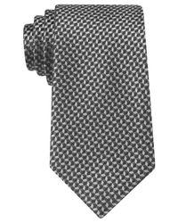 Michael Kors | Gray Michael Neat Tie for Men | Lyst