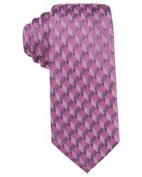 Alfani | Purple Men's Avenue Solid Slim Tie for Men | Lyst