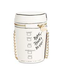 Betsey Johnson - Multicolor #basic Pumpkin Spice Latte Mini Crossbody - Lyst